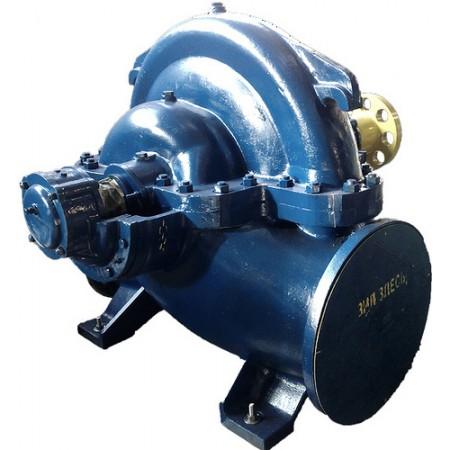 Насос 1Д 630-90б динамический, двухстороннего входа, центробежный, горизонтальный, одноступенчатый для воды.
