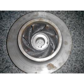 Рабочее колесо насоса 1,5К-6, запчасти насоса 1,5К-6, Катайский насосный завод
