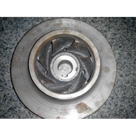 Рабочее колесо насоса К 100-65-250, запчасти насоса К 100-65-250, Катайский насосный завод