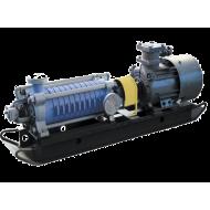 Насосы ЦНС и ЦНСг секционные центробежные для воды