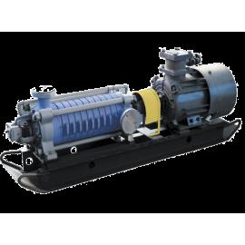 Насос ЦНС 13-70 секционный центробежный для холодной воды