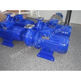 Насос КМ 50-32-120 из нержавеющей стали