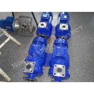 Насосы типа КМ из нержавеющей стали (для нефтепродуктов)