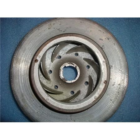 Рабочее колесо насоса (крыльчатка насоса) ПН 40УВ