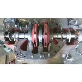 Ротор насоса ЦН 400-105, запчасти насоса ЦН 400-105